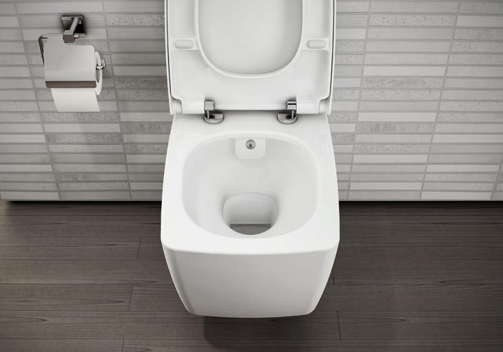 Goede Hangende toiletpotten - Wc met bidet - Wcmetbidet.nl - Toilet met ZI-86