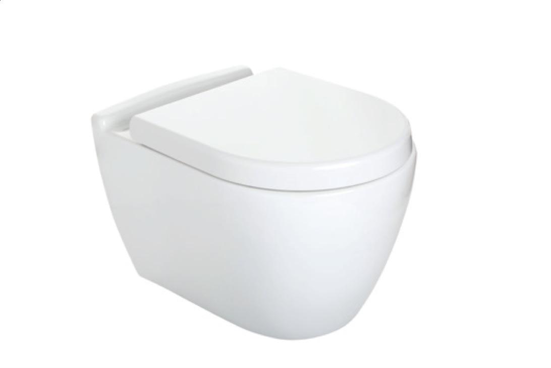 Toilet Met Sproeier : Hangende toiletpotten wc met bidet wcmetbidet toilet met